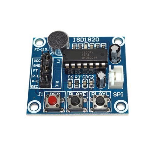 isd1820 sound recording module