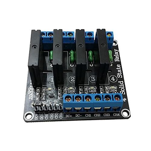 4 channel ssr relay module
