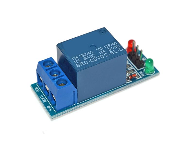 Relay Module Oky on Arduino Relay Module 12v