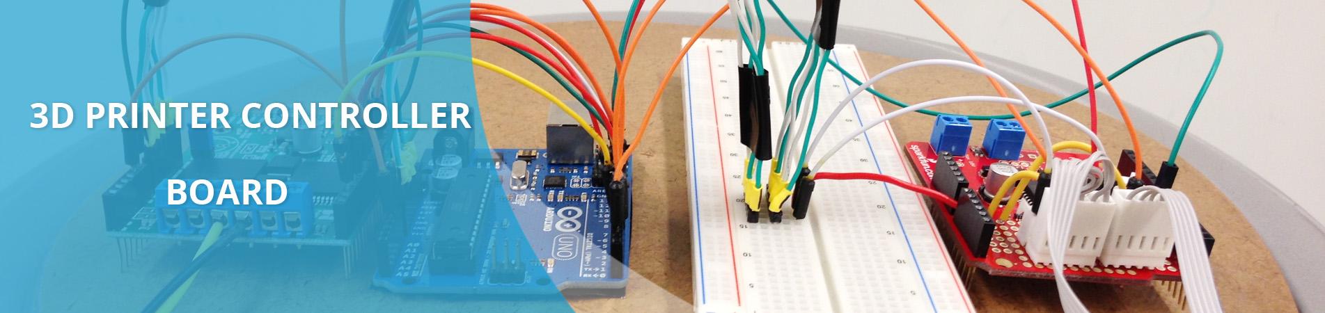 3d printer controller board