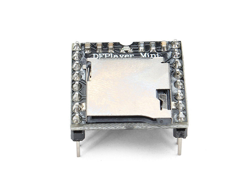 Voice Sound Module with Simplified Output Speaker For