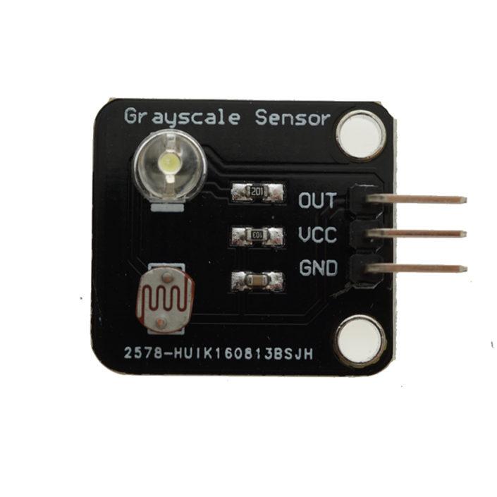 Analog Grayscale Sensor Tracking Module Electronic Building Blocks
