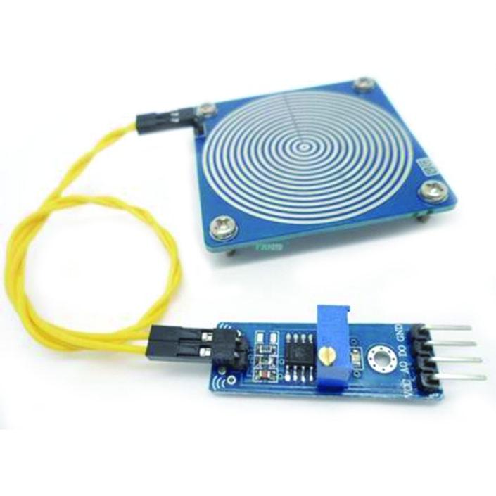 Rain snow humidity Sensor Depth of Detection for Arduino