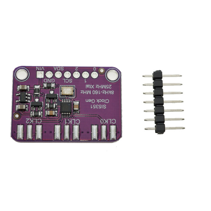 GY-Si5351 I2C 25MHZ Clock Generator Breakout Board