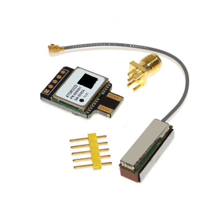 ATGM332D GPS Module With Flight Control EEPROM