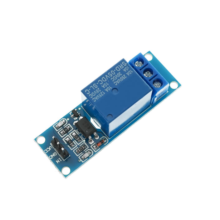 1 Channel Isolation Board Relay Module