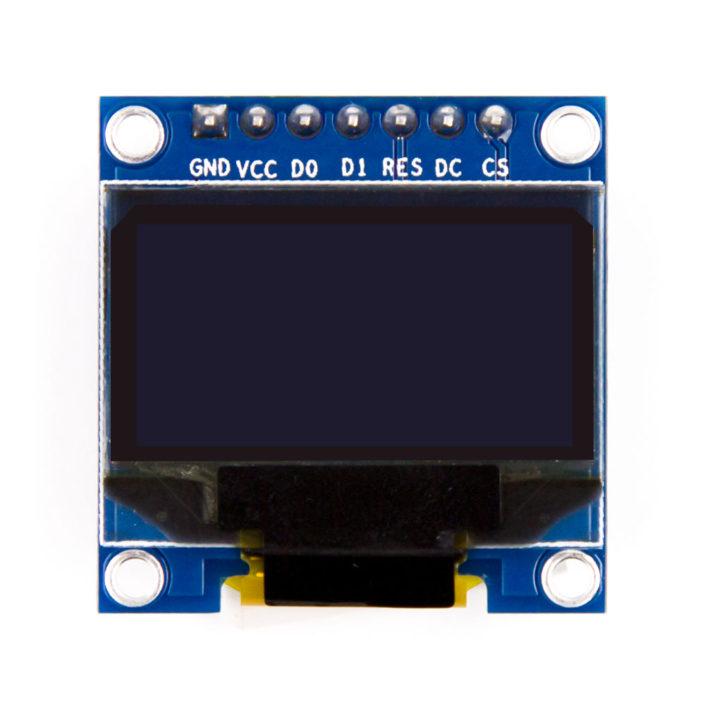 128X64 OLED LCD LED Display Module