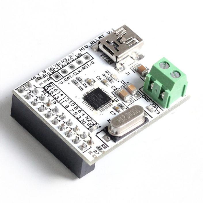 Driver Less HID Mini USB Control Relay