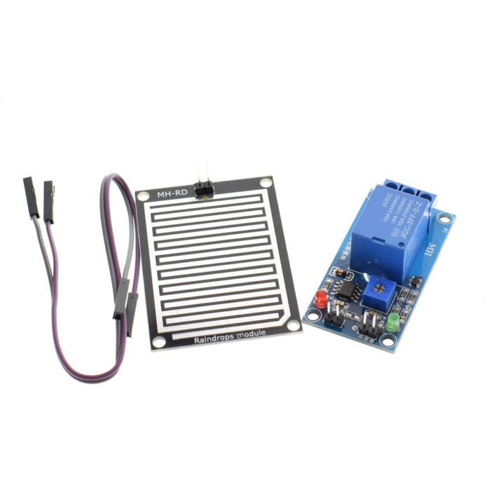 Rain water sensor Detection module