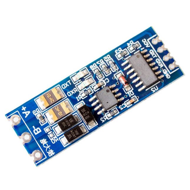 3.3V 5V TTL to RS485 Adapter 485 to Serial Port UART Level Converter Module