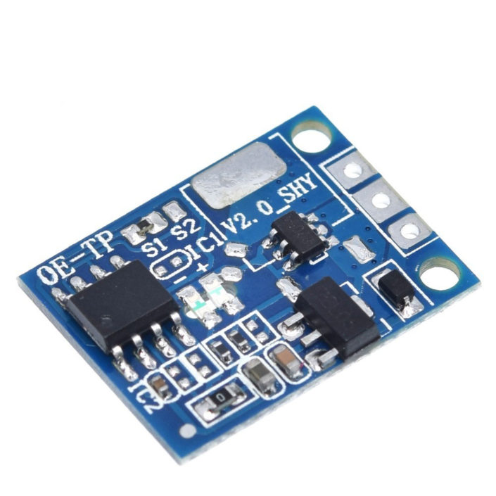 Capacitive Touch Button Light Touch Switch Module Digital Touch Sensor